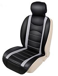 autoyouth couverture siège auto 1pcs 3 couleur cuir PU air mesh 3D quatre saisons accessoires de voiture respirant coussin de voiture