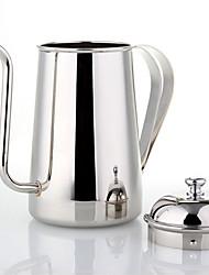 700 chaleira de café de aço inoxidável, 7 xícaras fabricante reutilizável