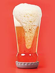 Прозрачный Стаканы, 130 ml Украшение Стекло Пиво Стекло