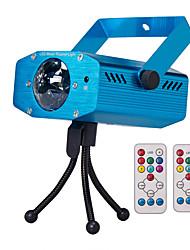 u'king® 9w ИК пульт дистанционного управления RGBW привели воды рябь эффект свет этапа звук активированные для партии диджей шоу 1шт