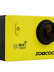 Original SOOCOO  Action Camera Wifi Full HD 1080P Sports DV with 12MP 2.0 LCD 170 Degree Wide Lens 30m Waterproof Sport Cam