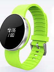 Pulsera SmartResistente al Agua Long Standby Podómetros Itinerario de Ejercicios Atención de Salud Deportes Monitor de Pulso Cardiaco