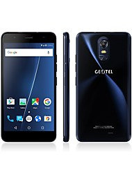 "Geotel Note 5.5 "" Android 6.0 Smartphone 4G ( Double SIM Quad Core 8 MP 3GB + 16 GB Doré Bleu )"