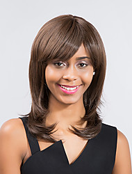 New Style  Fashionable Beautiful Long Straight Hair  Synthetic Wig