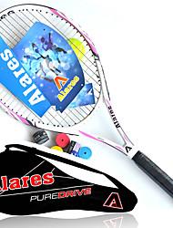 Raquettes de tennis Balles de tennis(,Fibre de carbone)Etanche Durable