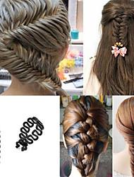 Femme Plastique Casque-Mariage Occasion spéciale Décontracté Bureau & Carrière Extérieur Accessoires pour Cheveux 1 Pièce