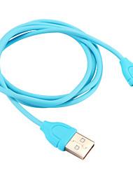 USB 2.0 type C Portable Câble Pour Samsung Huawei Sony Nokia HTC Motorola LG Lenovo Xiaomi 100 cm PVC