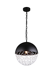 Pendant Light ,  Modern/Contemporary Others Feature for Mini Style Designers Metal Bedroom Dining Room Kids Room Entry Hallway