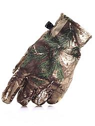 терилен защитная / износостойкий камуфляж унисекс охотничьи перчатки