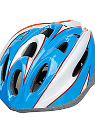 Sports Unisex Bike Helmet 17 Vents Cycling Cycling Mountain Cycling Road Cycling Recreational Cycling Hiking Climbing PC EPSBlack Blue