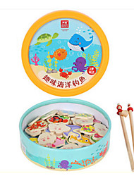Fishing Toys Model & Building Toy Novelty ABS Rainbow For Boys