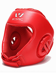 Boxing Gloves for Boxing Martial art Fitness Taekwondo Breathable Moisture Permeability Protective Foam Synthetic Leather EVABlack Red