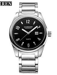 CURREN Simple Luxury Leisure Fashion Calendar Waterproof Quartz Watch