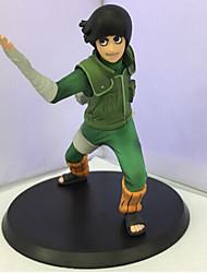 Figures Animé Action Inspiré par Cosplay Rock Lee PVC 14 CM Jouets modèle Jouets DIY