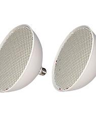 50W E27 Lampes Horticoles LED 800 SMD 3528 4000-5000 lm Rouge Bleu V 2 pièces