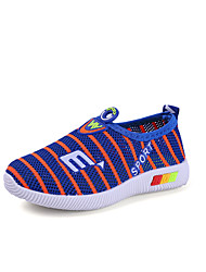 Boy's Loafers & Slip-Ons Spring Summer Fall Comfort Light Soles Tulle Outdoor Casual Flat Heel  Walking Shoes
