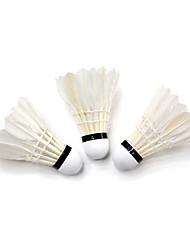 1 Pièce Badminton Raquettes de badminton Volants Etanche Durable pour Intérieur Extérieur Utilisation Exercice Sport de détentePlume