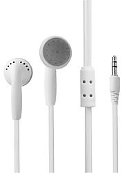 3,5 milímetros in-ear fones de ouvido fones de ouvido estéreo fones de ouvido estéreo para Super telefone celular mp3 mp4 iphone Xiaomi