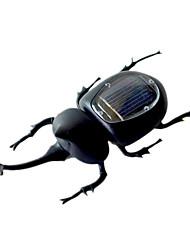 Brinquedos Para meninos Brinquedos de Descoberta Brinquedos a Energia Solar Animal Metal Plástico Preta