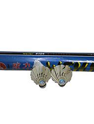 1 Piece Badminton Shuttlecocks Wearproof Durable Stability for Duck Feather