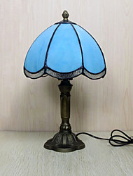 20*36CM Contemporary Household Contracted Hotel Cafe Bar Glass Art Desk Lamp Light Led