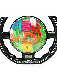 Toys Smooth Speed Cube Novelty Stress Relievers Rainbow / Plastic