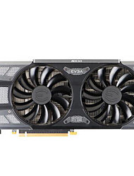 EVGA Video Graphics Card GTX1080 EVGA GTX1080 8G FTW ACX3.0 RGB LED 1860MHz/10000MHz8GB/256 bit GDDR5X