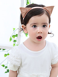 Kid's Cute Baby Knitting Turban  Cat's Ear Headbands