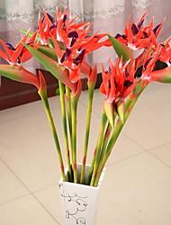 1 Une succursale Plastique Fleurs artificielles 30