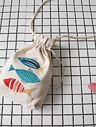 Feminino Lona benzóico sacos de balde