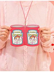 Для женщин Полиуретан На каждый день Визитница / бумажник