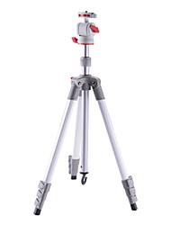 Travel tripod foled height 445mm center column can be used as selfie stick for cellphone NT-206