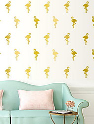 Flamingo Wall Sticker Vinyl Material Home Decoration