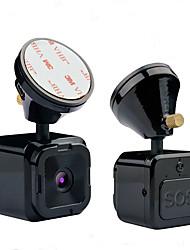 двойной объектив WiFi камера DVR рекордер HD автомобиль тире камера 1080p автомобиль авто черный ящик G-сенсор видео регистраторе