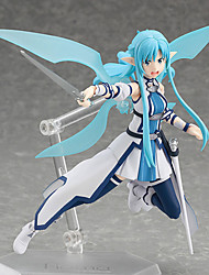 Anime Action Figures Inspired by Sword Art Online Cosplay PVC 15 CM Model Toys Doll Toy 1pc