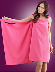 Ever-changing Towel Bath Towel Sexy Condole Skirts Strapless Bowknot Bath With Skirt Microfiber Towel