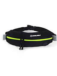 Pochete Bolsa de cinto paraAcampar e Caminhar Pesca Montanhismo Fitness Natação Esportes de Lazer Badminton Basquete Equitação Viajar