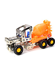 Construction Vehicle Vehicle Playsets 1:12 Metal Plastic Silver