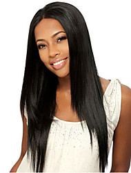 Cheap Remy Wet Long Straight Glueless Wavy Human Hair Bleached Knots Full Human Hair Lace Fronts Virgin Bob Wig With Baby Hair For Black women