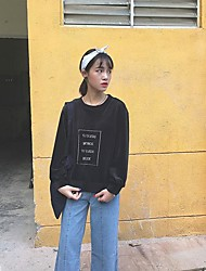 знак плюшевых новое письмо вышивка БФ ветер свободный свитер