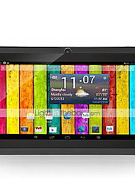 M750D3 7 polegadas Android 4.4 Quad Core 512MB RAM 8GB ROM 5GHz Tablet Android