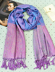 New Korean Version Of Bohemian Cotton Jacquard Towel Scarf