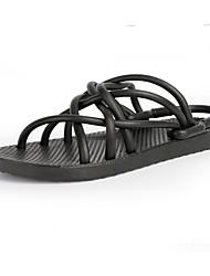 2017 Casual Shoes Women's Sandals Home Mens Valentine Lovers Slippers Man Summer Women Flip Flops Men Shoes
