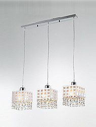 Modern Luxury Crystal Pendant Lights Living Room Dining Room light Fixture