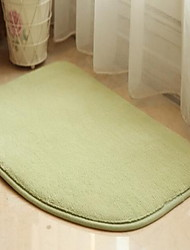 Casual Polyester Bath Rugs 120*160cm