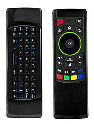 2.4G Wireless Air Mouse Remote Control for PC Pad / Android TV Box