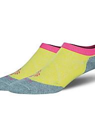 Mulheres Meias Ioga Acampar e Caminhar Exercício e Atividade Física Esportes Relaxantes CorridaRespirável Vestível Materiais Leves