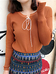 2017 spring new burst of red ultra-ins utility system bandwidth of loose sweater