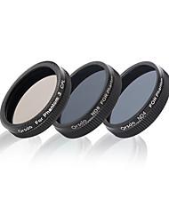 PHANTOM 4 / 3  Suit ND4 ND8 CPL Filter Lens