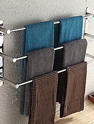 Towel Bar / Stainless Steel / Wall Mounted /40*11.5*32cm(15.7*4.5*12.6inch) /Stainless Steel /Contemporary /40cm 32cm 0.9